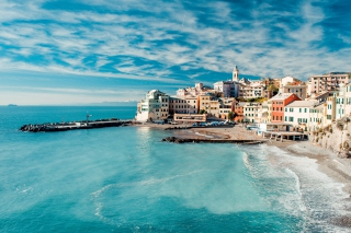 Free Italy, Cinque Terre Picture for Android, iPhone and iPad