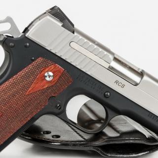 Sig Sauer 1911 Pistol - Obrázkek zdarma pro 128x128