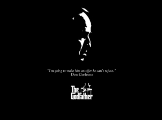 Free The GodFather Film Picture for Android, iPhone and iPad