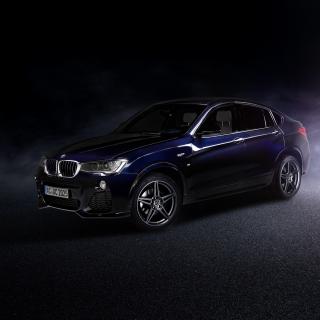 AC Schnitzer BMW X4 F26 - Obrázkek zdarma pro 1024x1024