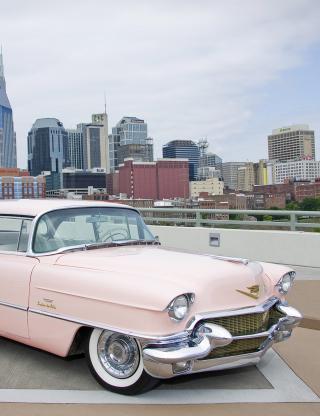 1956 Cadillac Series 62 – Classic Car - Obrázkek zdarma pro 640x960