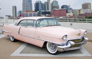 1956 Cadillac Series 62 – Classic Car Picture for Android, iPhone and iPad