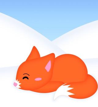 Firefox Logo - Obrázkek zdarma pro iPad