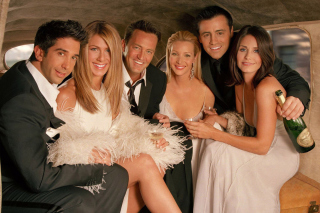 Friends TV Series Picture for Android, iPhone and iPad