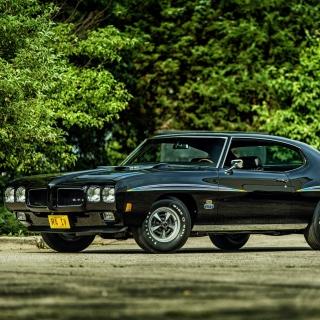 1970 Pontiac GTO - Obrázkek zdarma pro iPad Air