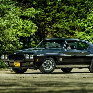 1970 Pontiac GTO - Obrázkek zdarma pro iPad