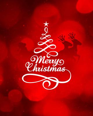 HD Merry Christmas - Obrázkek zdarma pro Nokia X7