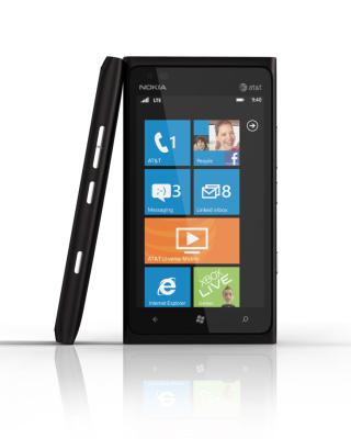 Windows Phone Nokia Lumia 900 - Obrázkek zdarma pro iPhone 6