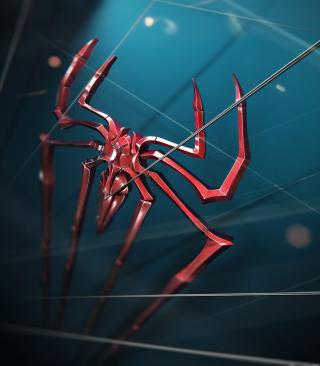 Spider Logo - Obrázkek zdarma pro Nokia C5-05