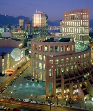 Vancouver - Obrázkek zdarma pro 240x432