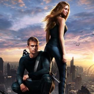Divergent - Obrázkek zdarma pro iPad mini