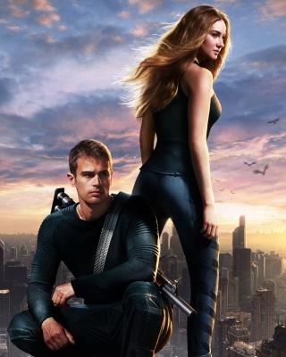 Divergent - Obrázkek zdarma pro Nokia X2-02