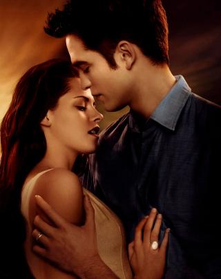 Twilight Love Triangle - Obrázkek zdarma pro Nokia X1-01