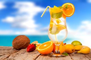 Cocktail - Obrázkek zdarma pro Sony Xperia Tablet Z