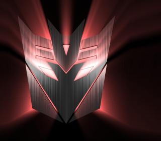 Decepticon Logo - Obrázkek zdarma pro iPad 3