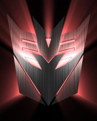 Decepticon Logo - Obrázkek zdarma pro Nokia X2-02