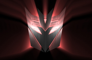 Decepticon Logo Background for Android, iPhone and iPad