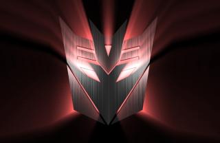 Decepticon Logo - Obrázkek zdarma pro Nokia XL