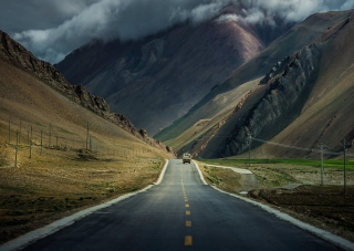 America Road Picture for Android, iPhone and iPad