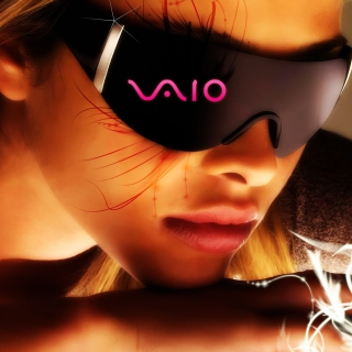 Sony Vaio 3d Glasses - Obrázkek zdarma pro iPad mini