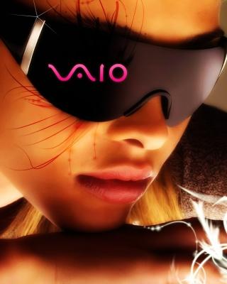 Sony Vaio 3d Glasses - Obrázkek zdarma pro Nokia 206 Asha