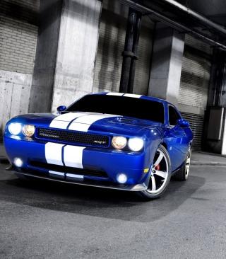 Dodge Challenger SRT - Obrázkek zdarma pro 640x960