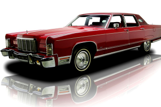 Free Lincoln Continental Town Car Picture for Android, iPhone and iPad