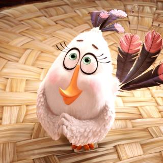 The Angry Birds Movie Matilda - Obrázkek zdarma pro 208x208