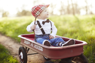 Stylish Baby Boy - Obrázkek zdarma pro 1920x1080