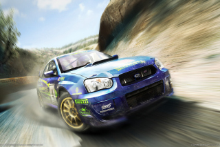 Colin Mcrae Rally Wallpaper for Android, iPhone and iPad