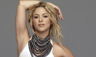 Beautiful Blonde Shakira - Obrázkek zdarma pro Samsung Galaxy A3