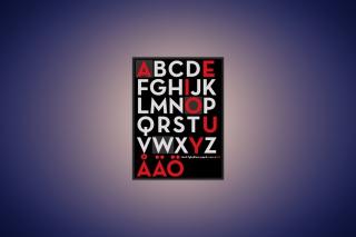 Alphabet - Obrázkek zdarma pro Android 480x800