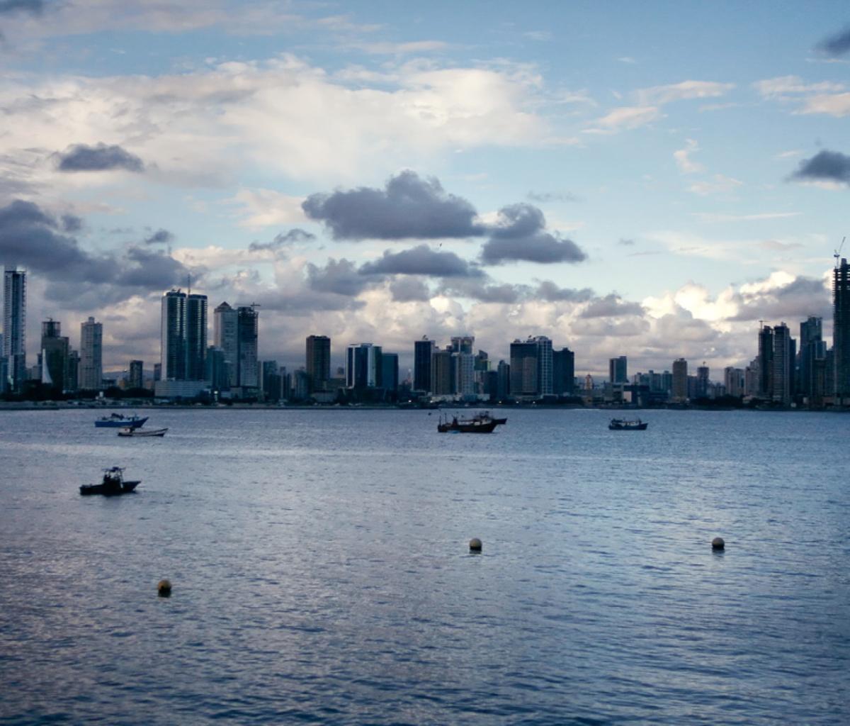 Screenshot №1 pro téma Panama City 1200x1024
