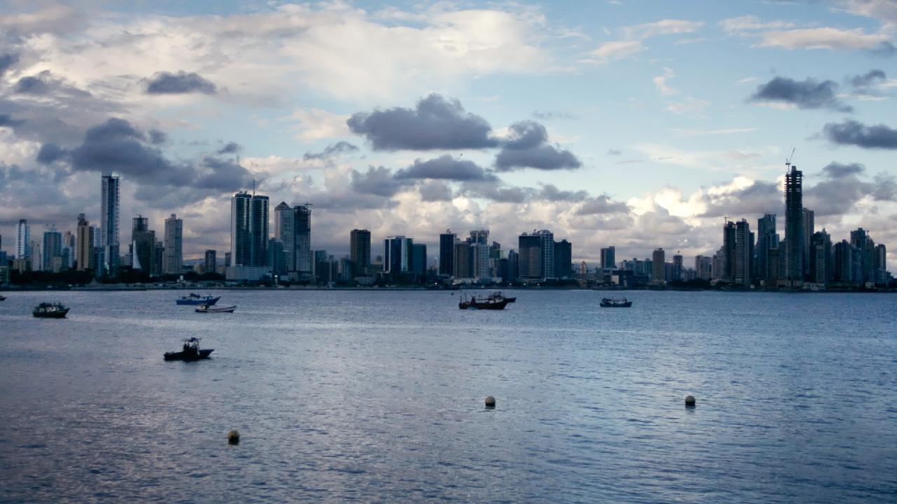 Screenshot №1 pro téma Panama City 1280x720