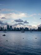 Screenshot №1 pro téma Panama City 132x176