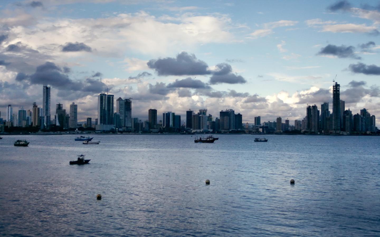 Screenshot №1 pro téma Panama City 1440x900