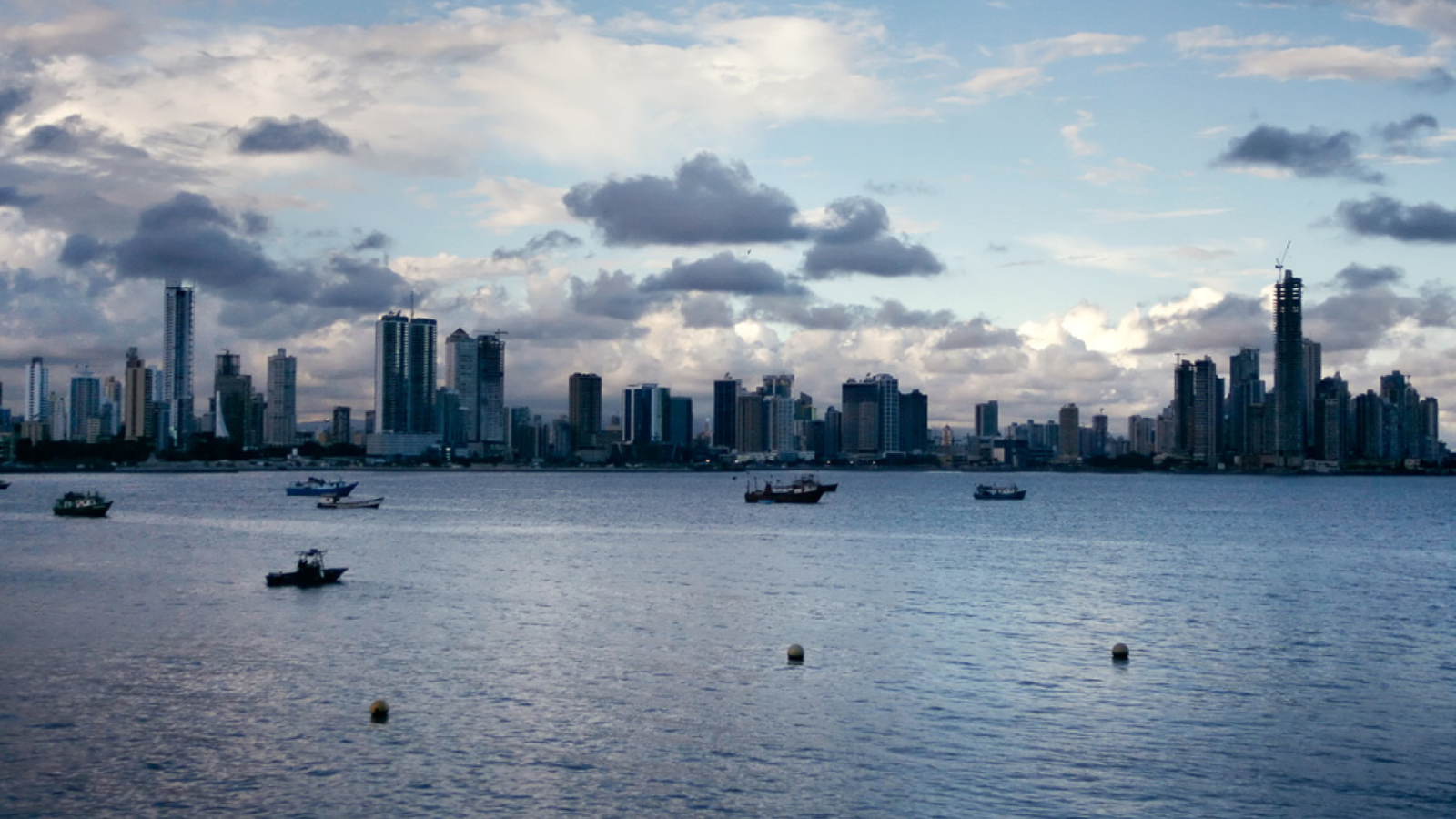 Screenshot №1 pro téma Panama City 1600x900