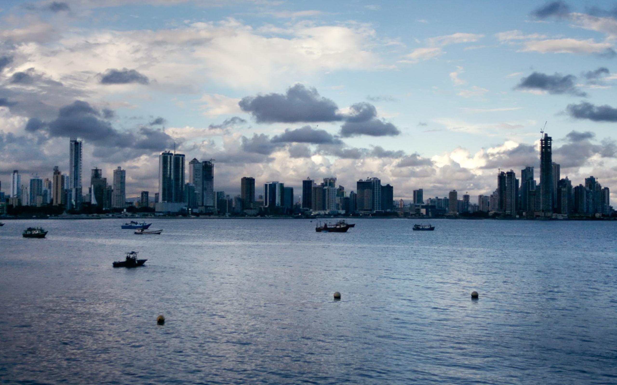 Screenshot №1 pro téma Panama City 2560x1600