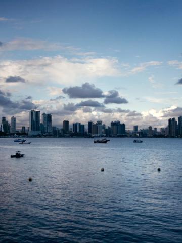 Screenshot №1 pro téma Panama City 360x480