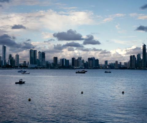 Screenshot №1 pro téma Panama City 480x400