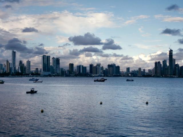 Screenshot №1 pro téma Panama City 640x480