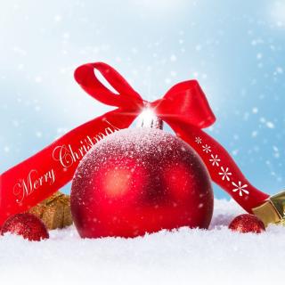 Christmas Ball Ornament Set - Obrázkek zdarma pro iPad mini 2