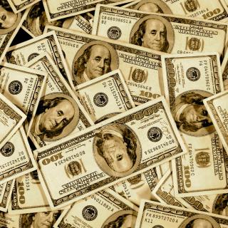 American Banknotes - Obrázkek zdarma pro 1024x1024
