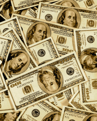 American Banknotes - Obrázkek zdarma pro Nokia C2-02