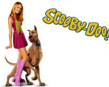 Screenshot №1 pro téma Sarah Michelle Gellar with Dog 220x176
