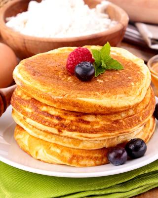 Pancakes with honey - Obrázkek zdarma pro Nokia Lumia 925