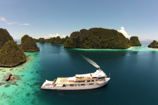 Private Caribbean Cruise Picture for Android, iPhone and iPad