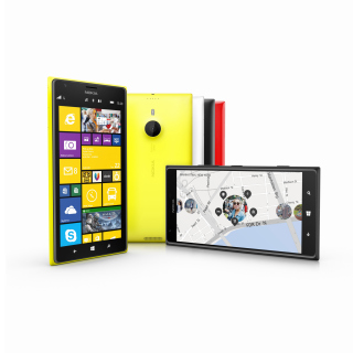 Nokia Lumia 1520 20MP Smartphone - Obrázkek zdarma pro iPad mini 2