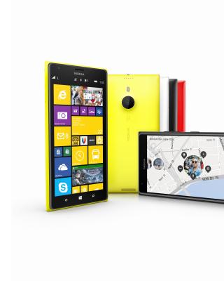 Nokia Lumia 1520 20MP Smartphone - Obrázkek zdarma pro iPhone 6