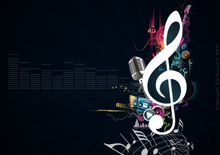 Just Music - Fondos de pantalla gratis para Blackberry RIM PlayBook LTE